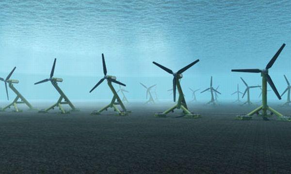 Energia pływowa będzie tańsza od wiatrowej
