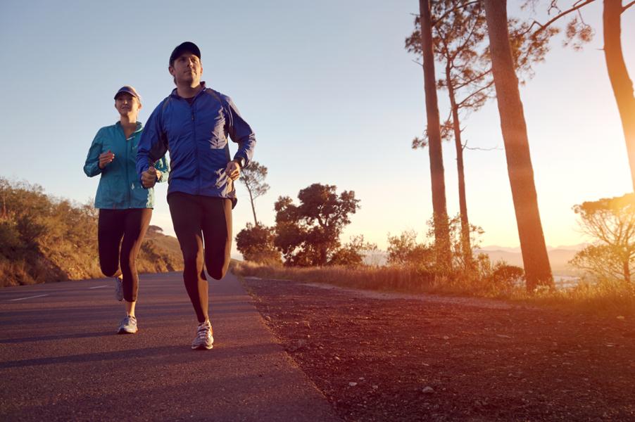 Bieganie nawet 5 minut dziennie chroni przed chorobami serca