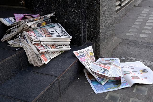 Przestań czytać newsy, staniesz się mądrzejszy. Dlaczego informacje są jak zbędne kalorie.