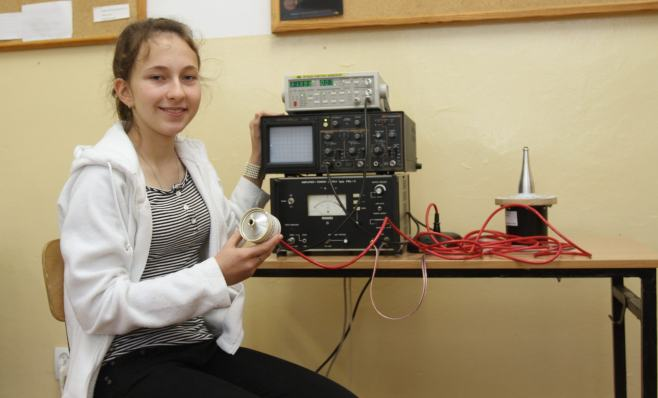 Genialna 14-latka z Niska buduje sprzęt medyczny