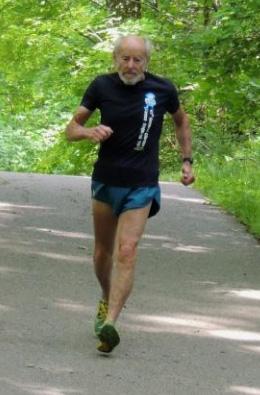 91 letni weganin przebiegł kolejny maraton!