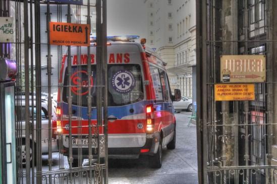 Ważna prośba od ratowników medycznych – może uratować Ci życie