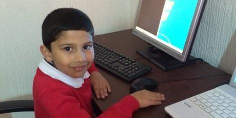 5-latek został najmłodszym ekspertem Microsoftu