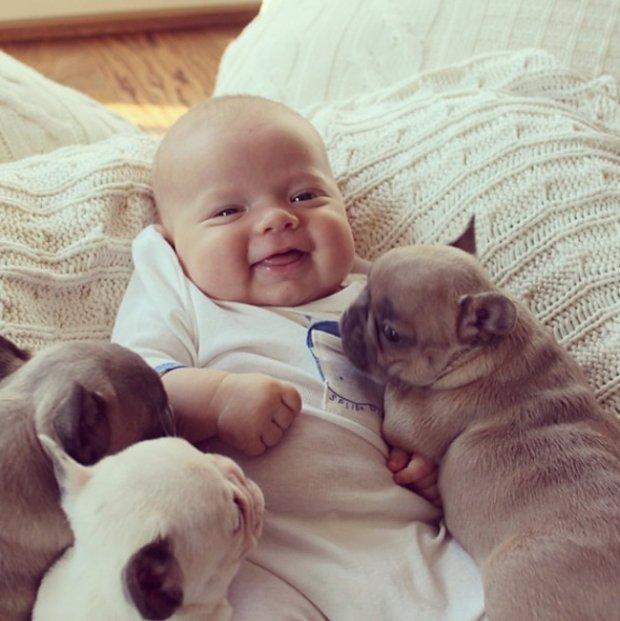 12 powodów, dla których dziecko powinno wychowywać się z psem