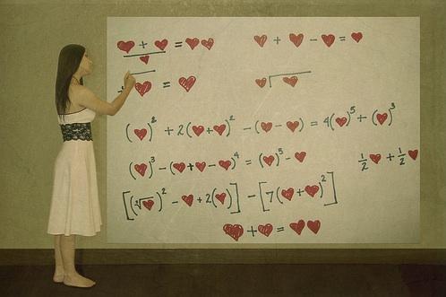 Matematycy chcą pomagać… miłości