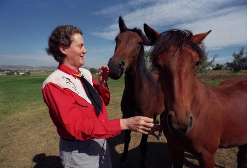 Temple Grandin: Światu potrzeba umysłów różnego rodzaju
