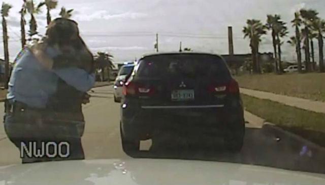 Zaskakujący finał kontroli drogowej