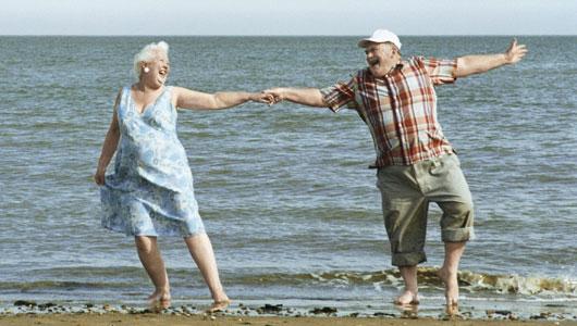 Żona wydłuża życie