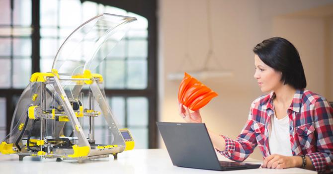 Polskie drukarki 3D podbijają świat