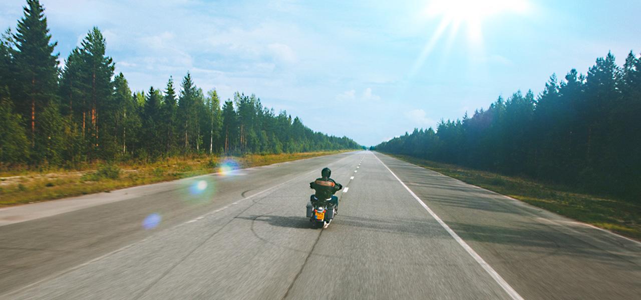 Praca marzeń dla miłośnika Harleya-Davidsona