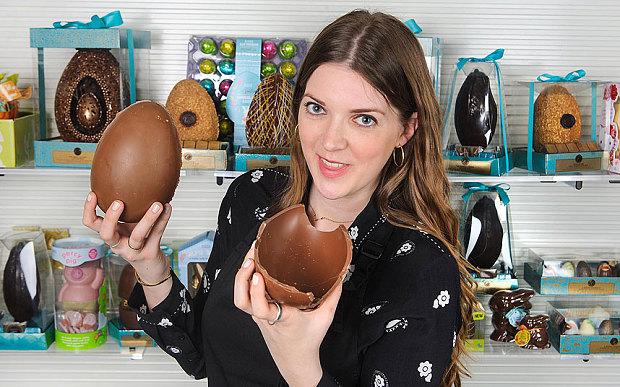 Najlepsza praca na świecie – testerka jajek