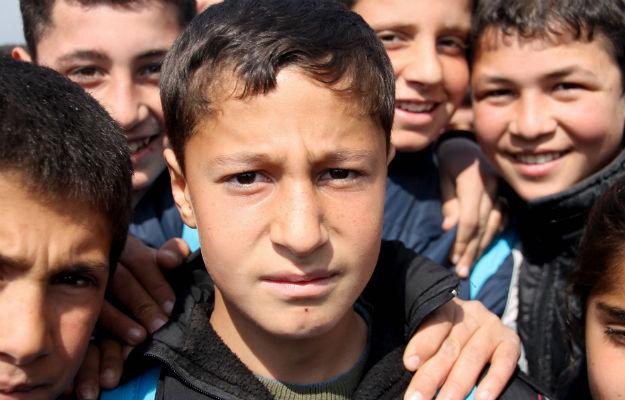 Polska gra antywojenna pomaga dzieciom uchodźców z Syrii