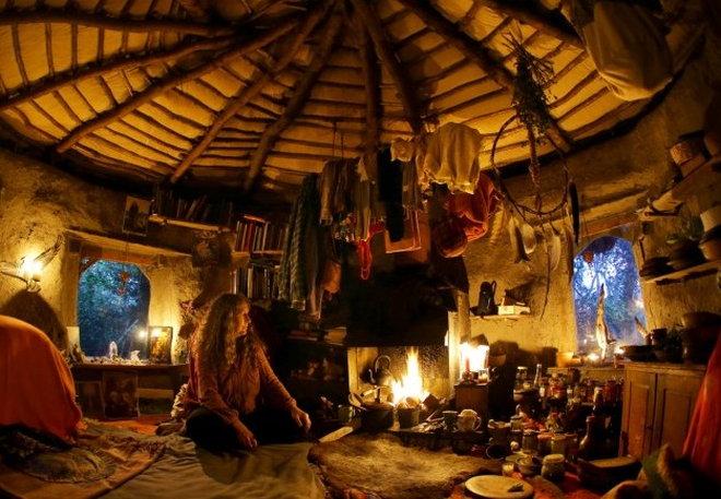 Kobieta, która zdecydowała się żyć jak hobbit