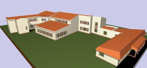92-latek przekazał swój majątek na rzecz budowy szpitala